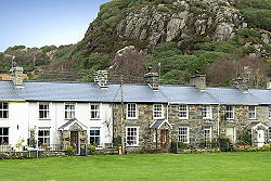 the holiday cottage in beddgelert in snowdonia